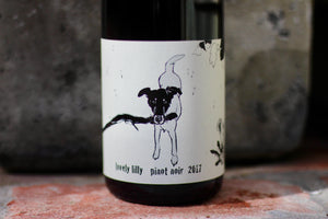 2017 Shelter 'Lovely Lilly' Pinot Noir - Rock Juice Inc