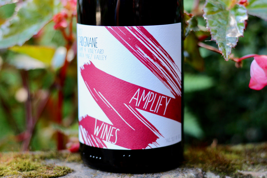 2017 Amplify Carignane Camp Four Vineyard - Rock Juice Inc