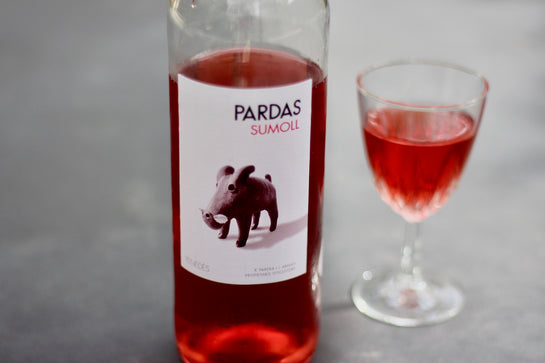 2017 Cellar Pardas Sumoll Rosé - Rock Juice Inc