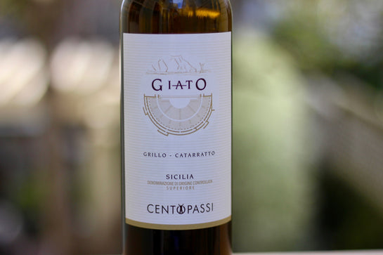 2017 Centopassi 'Giato' Bianco - Rock Juice Inc