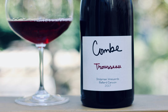 2018 Combe Trousseau - Rock Juice Inc