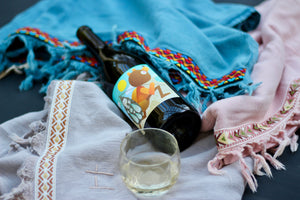 2017 Folk Machine 'A Red Herring Afternoon' Dry Muscat