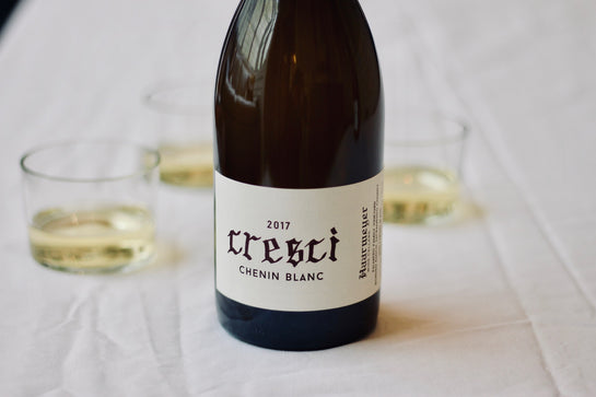 2018 Haarmeyer Chenin Blanc 'Cresci' Borden Ranch - Rock Juice Inc