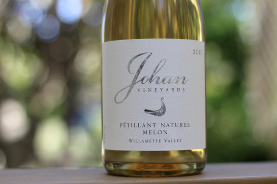 2017 Johan Vineyards Pétillant-Naturel Melon de Bourgogne - Rock Juice Inc
