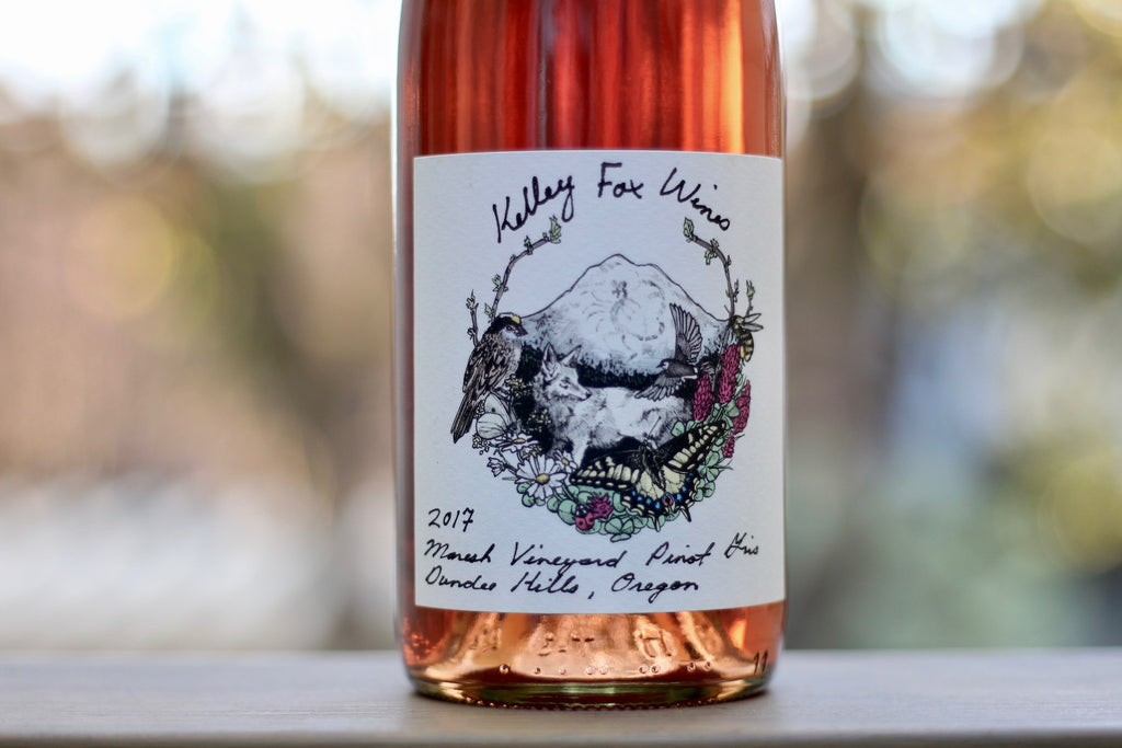 2017 Kelley Fox Pinot Gris Ramato 'Maresh' - Rock Juice Inc