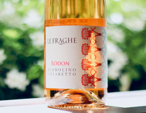 2018 Le Fraghe Chiaretto Rosato - Rock Juice Inc