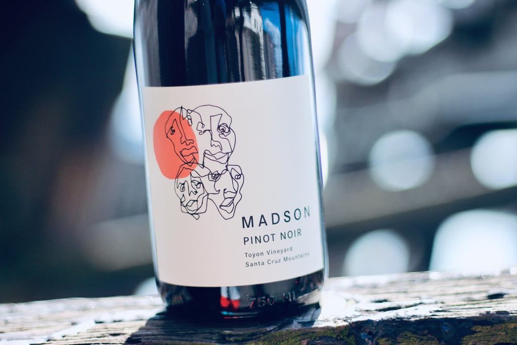 2018 Madson Pinot Noir Toyon Vineyard - Rock Juice Inc