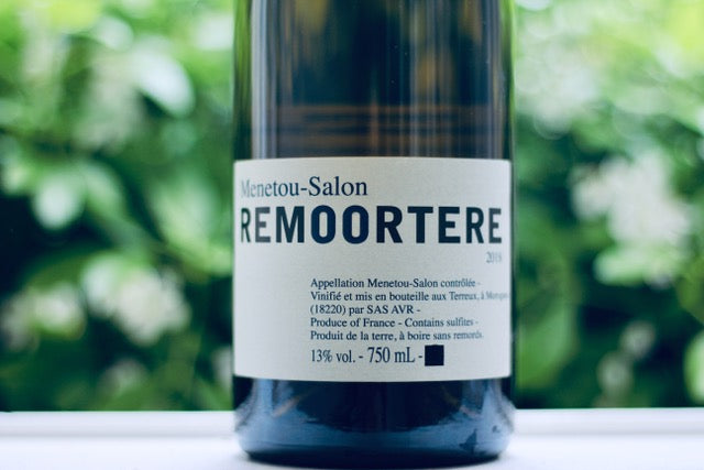 2018 Remoortere Menetou-Salon Blanc - Rock Juice Inc