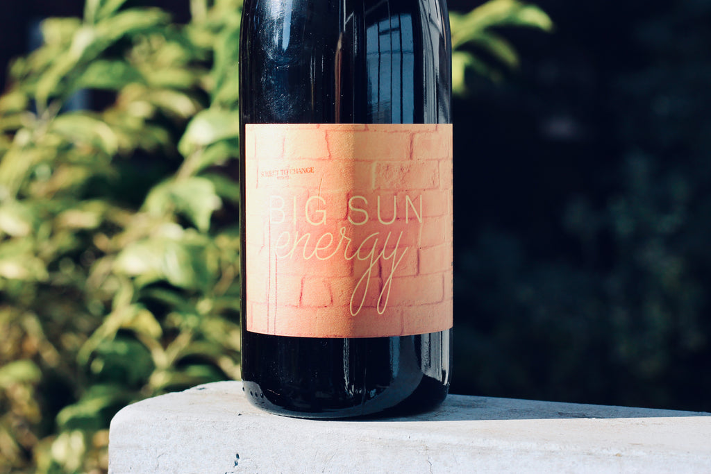 "2018 Subject to Change SunHawk Farms ""Big Sun Energy"" Grenache"