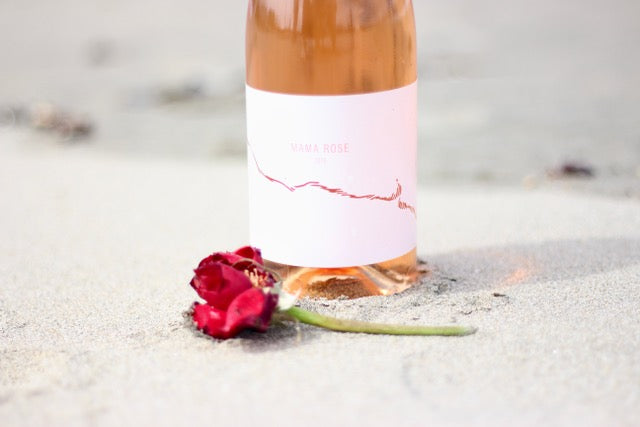 2018 Thomas Batardière Mama Rosé - Rock Juice Inc