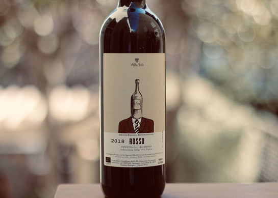 2018 Villa Job Rosso Refosco - Rock Juice Inc