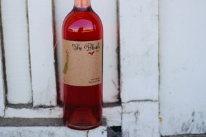 2018 Unturned Stone 'The Blush' White Zinfandel, Adel's Vineyard, Dry Creek Valley - Rock Juice Inc