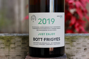 2019 Bott Frigyes Just Enjoy White