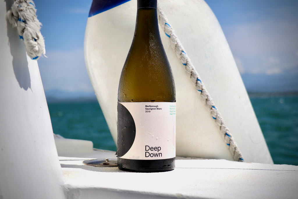 2019 Deep Down Wines SB Single Vineyard Marlborough