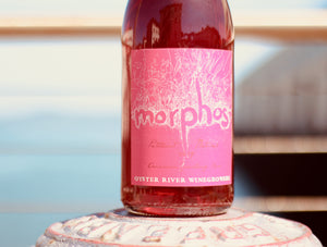 2019 Oyster River Morphos 'Morphos' Pétillant Naturel Rosé - Rock Juice Inc