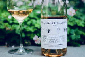 2019 Raen Winery The Monarch Challenge Rosé - Rock Juice Inc