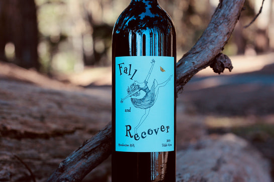 2019 Unturned Stone 'Fall & Recover' Table Wine, Mendocino AVA
