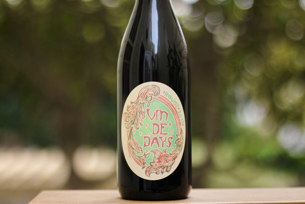 2019 Day Wines Vin de Days Rouge Pinot Noir