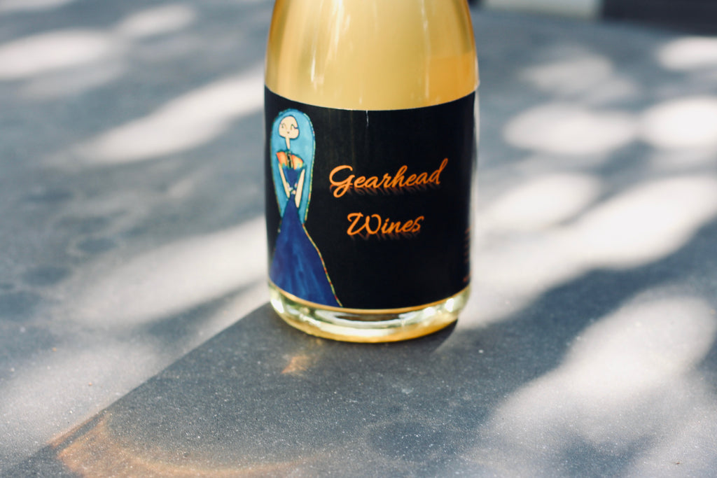 2020 Gearhead Sauvignon Blanc Princess Pet'Nat