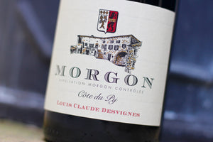 2012 Louis Claude Desvignes Morgon 'Côte du Py' - Rock Juice Inc