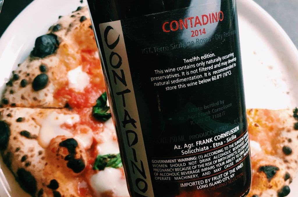 2014 Frank Cornelisson 'Contadino' - Rock Juice Inc