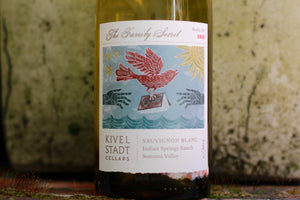 2014 Kivelstadt Cellars Sauvignon Blanc - Rock Juice Inc