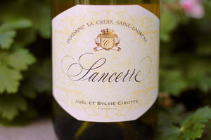 2014 Domaine La Croix Saint-Laurent Sancerre Blanc - Rock Juice Inc