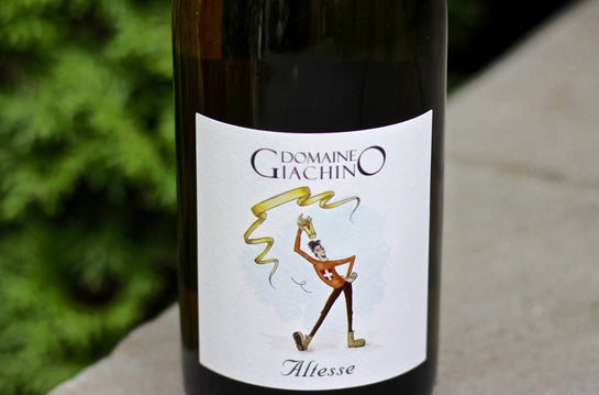 2014 Domaine Giachino Altesse - Rock Juice Inc