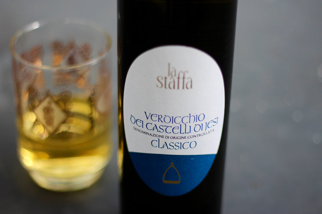 2014 La Staffa Verdicchio - Rock Juice Inc