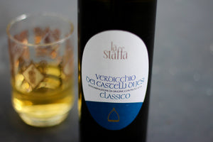 2014 La Staffa Verdicchio