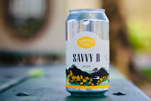 2018 Companion Wine Co. 'Savvy B' 375ml - Rock Juice Inc