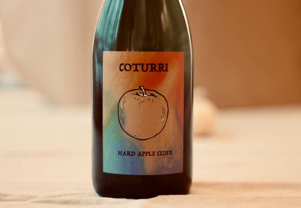 2019 Coturri Hard Apple Cider Pet'Nat