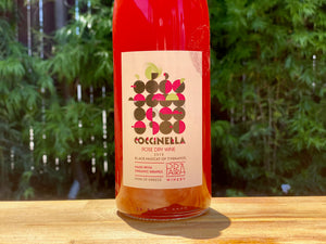2019 Papras Bio Wines Coccinela Rosé - Rock Juice Inc