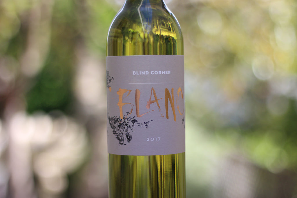 2017 Blind Corner Blanc - Rock Juice Inc