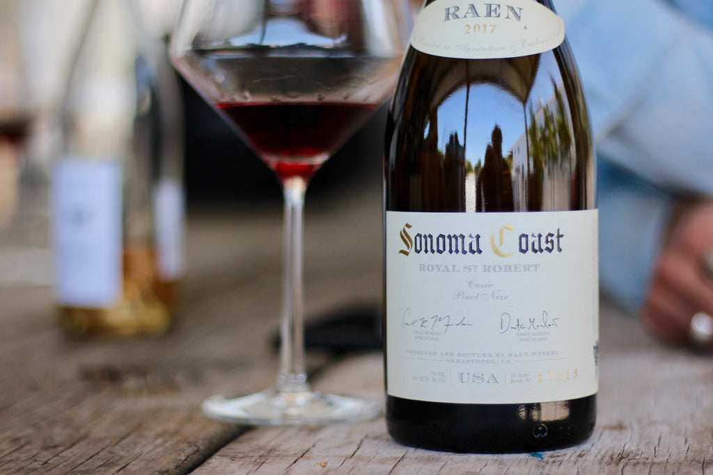 2017 Raen Royal St. Robert Pinot Noir - Rock Juice Inc