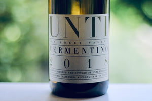 2018 Unti Vermentino - Rock Juice Inc