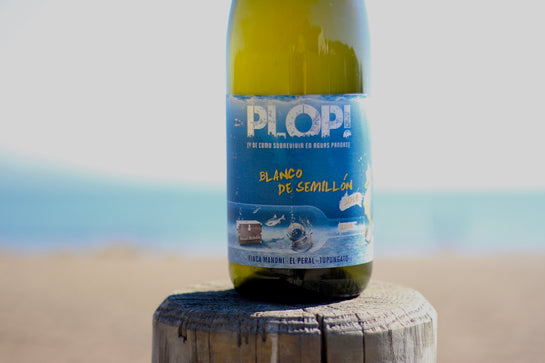 2018 Plop! Blanco de Semillón - Rock Juice Inc