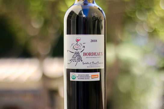 2018 Château Laubarit Bordeaux NSA Rouge - Rock Juice Inc