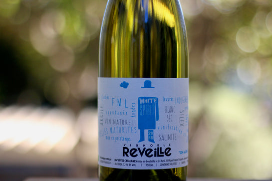 7 Vignobles Réveille 'White Spirit' - Rock Juice Inc