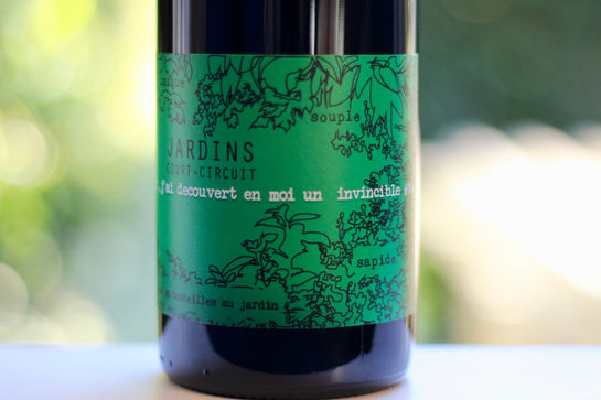 2016 Vignobles Réveille 'Jardins Court-Circuit' Vin de France Rouge - Rock Juice Inc