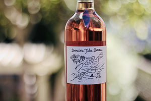 2018 Domaine Julie Benau Rosé - Rock Juice Inc
