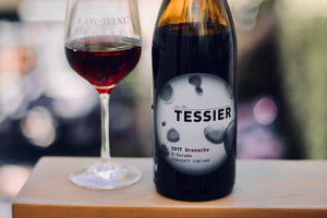 2017 Tessier Grenache Fenaughty Vineyard - Rock Juice Inc