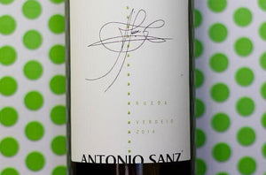 2014 Antonio Sanz Verdejo - Rock Juice Inc