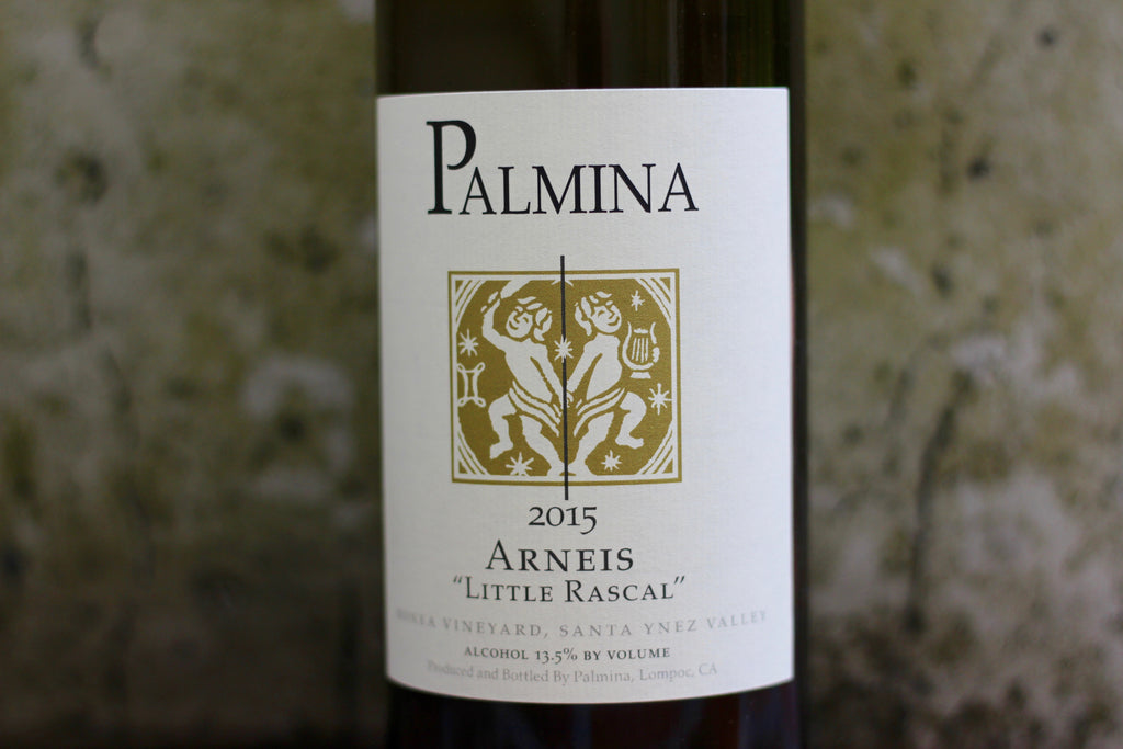2015 Palmina Arneis - Rock Juice Inc