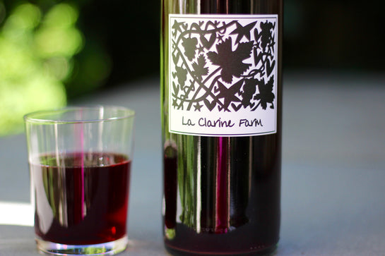 2015 La Clarine Farms 'Jambalaia Rouge' - Rock Juice Inc