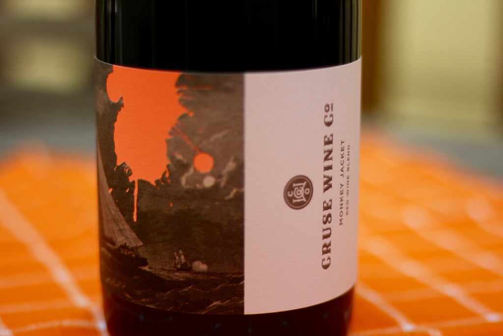 2015 Cruse Wine Co. 'Monkey Jacket Red' - Rock Juice Inc