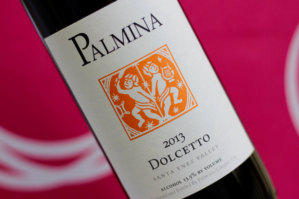 2013 Palmina Dolcetto