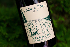 2014 Poco a Poco Grenache - Rock Juice Inc