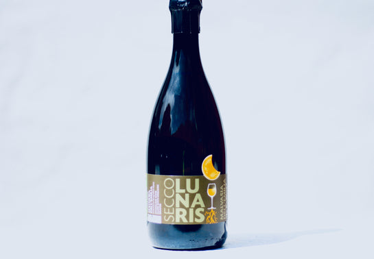 2018 La Collina Lunaris Secco Malvasia Pet'Nat