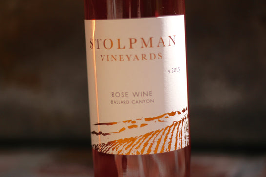 2015 Stolpman Rosé - Rock Juice Inc